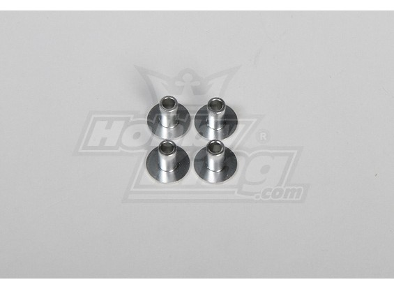 Grommet Spacers for RJX90 / Hatori90 Muffler (4pcs/bag)