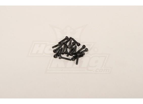 Screw Socket Head Hex M3x16 (20pcs)