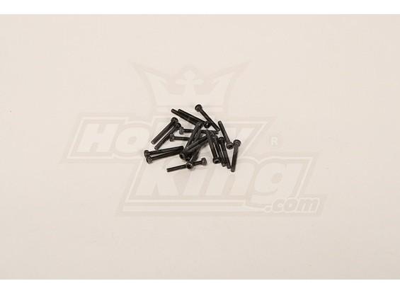 Screw Socket Head Hex M3x25 (20pcs)