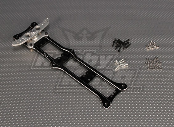 CNC Rudder 3_Tray 3.5inch (M3) Black