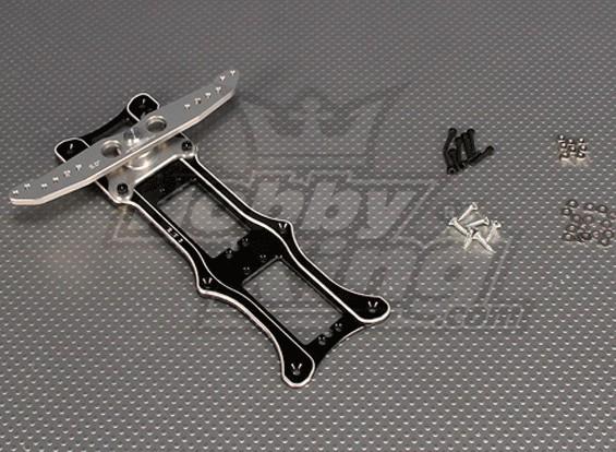 CNC Rudder 2_Tray 5.0inch (M3) Black