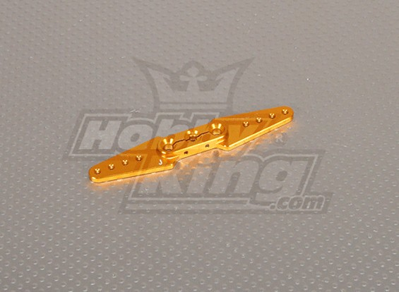 CNC Jr 3.5inch (#4-40) Gold