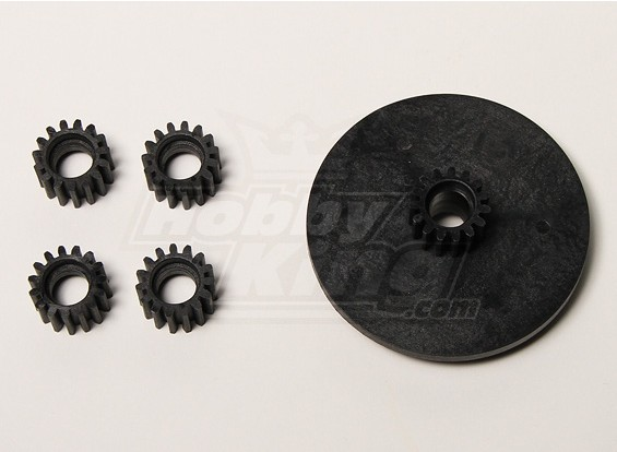 QRF400 Planetary Gear Set