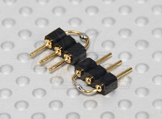 MS Composit Night Blade On/Off Connector (1 pair)