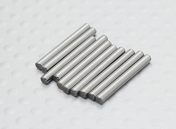 18x2mm Pin (10pcs) - 110BS, A2003, A2010, A2027, A2028, A2029, A3011 and A3007