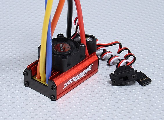 Turnigy TrackStar 1/10th Scale 60A Car ESC Version 2
