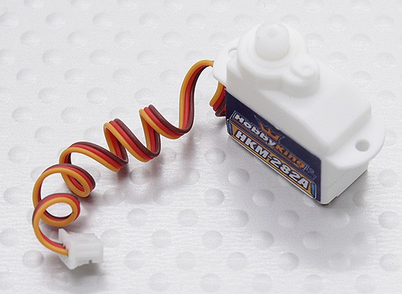 HK-282A Single-Screw, Ultra-Micro Servo 0.2kg / 0.08sec / 2g