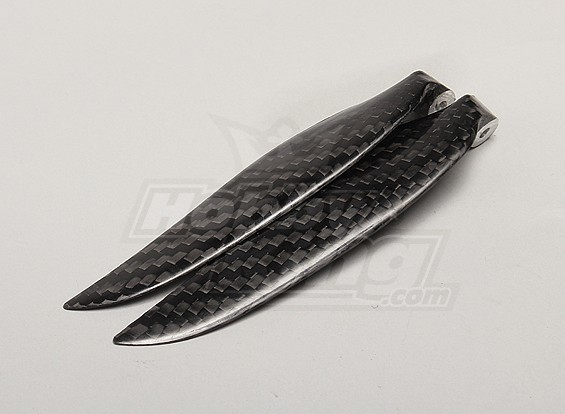 Folding Carbon Fiber Propeller 9.5x5 (1pc)