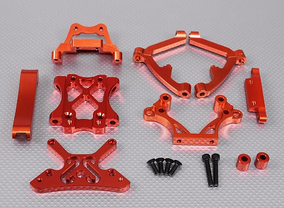 Alloy Front Parts Baja 260 and 260s