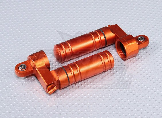 Alloy Rear Shock Cap Baja 260 and 260s (1Pair)