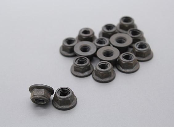 M5 Lock Nuts 15pcs - Baja 260 and 260S