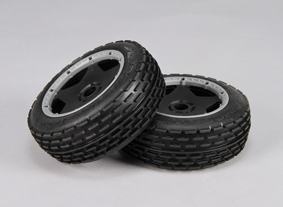 Front Off-road Wheel (1Pair) - Baja 260 and 260S