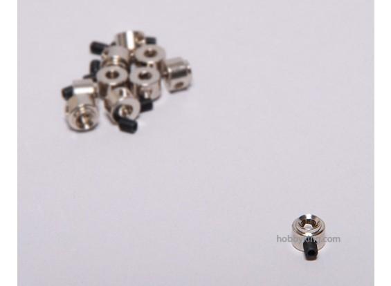 Landing Gear Wheel Stop Set Collar 8x3.1mm (10pcs)