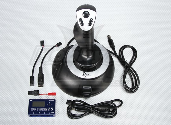 BT-1 8-Channel FPV Joystick