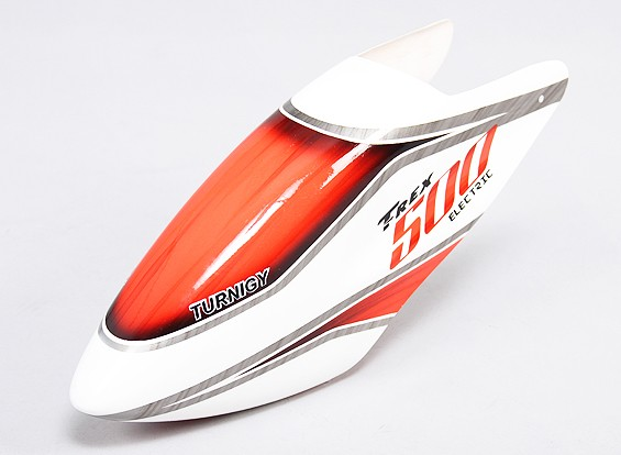 Turnigy High-End Fiberglass Canopy for Trex 500