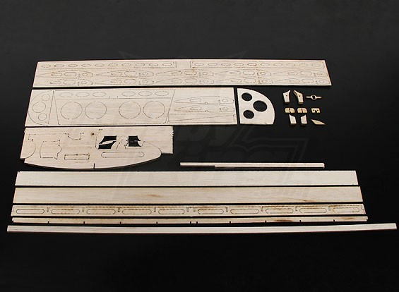 Cuckoo Laser Cut Kit 580mm (KIT)