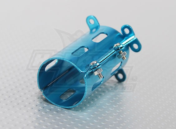 26mm Diameter Motor Mount - Clamp Style for Inrunner Motor