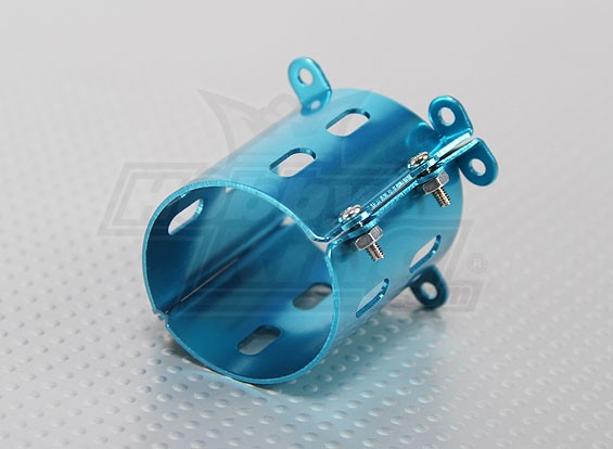 35mm Diameter Motor Mount - Clamp Style for Inrunner Motor