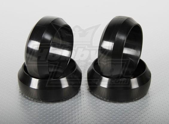 1:10 Scale Hard Plasitc Drift Tire Set RC Car 26mm (4pcs/set)