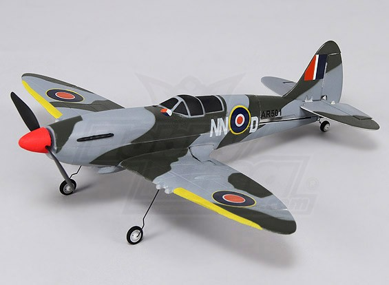 Spitfire Ultra Micro 4CH 400mm (Bind and Fly)