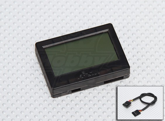 FrSky FLD-02 Telemetry Display Screen
