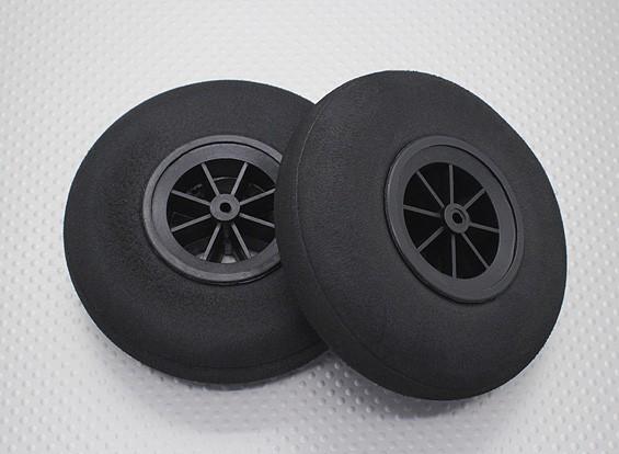 Lightweight Wheel 100mm (2pcs)