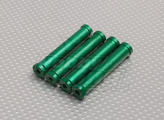 M4 x 60mm Stand-offs (Green)