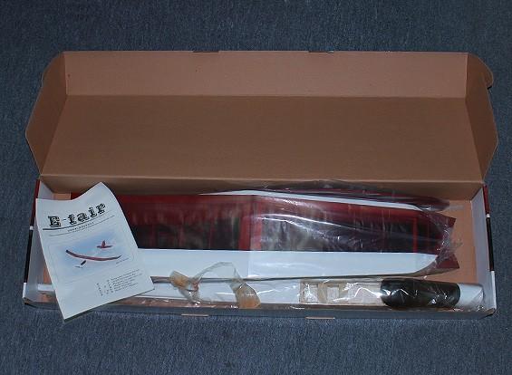 SCRATCH/DENT Hobbyking E-Fair Balsa Glider 1540mm (ARF)