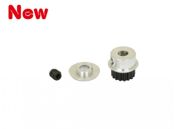 Gaui MD500 Upper Pully 16T for Conversion Shaft (203132)