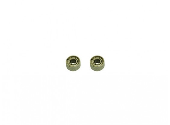 Gaui 100 & 200 Size Bearing(1.5x4x2)x2pcs