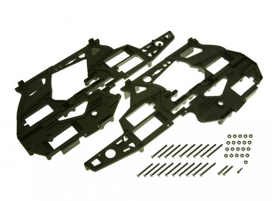 Gaui 425 & 550 Main Frame Set