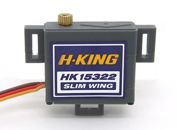 HK15322MG Digital Slim Wing Servo 1.75kg / 0.10sec / 19g