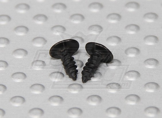 Self-Tapping Screw2*6- 1/18 4WD RTR Short Course/Racing Buggy(2pcs)