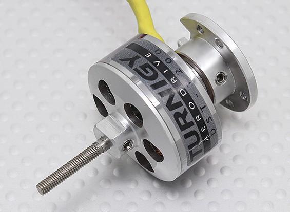 Turnigy aerodrive dst 1200 brushless outrunner motor 1200kv for Are brushless motors better