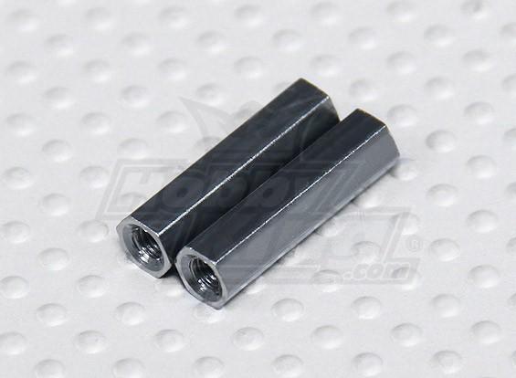 Turnigy Talon V2 M3 Hex Tapped Spacer (2pcs)