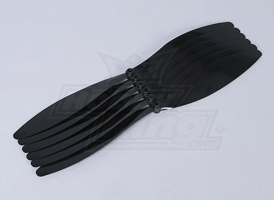 GWS EP Propeller (RD-1575 381X191mm) - Black