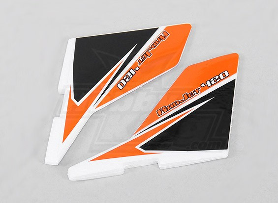 Radjet 420 - Replacement Vertical Stabilizer