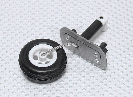 Durafly™ P-51 1100mm Replacement Tail Wheel Set