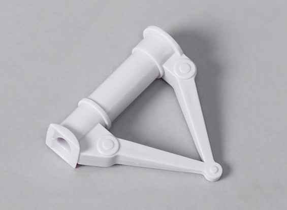Plastic Scale Undercarriage Trailing Link 5mm