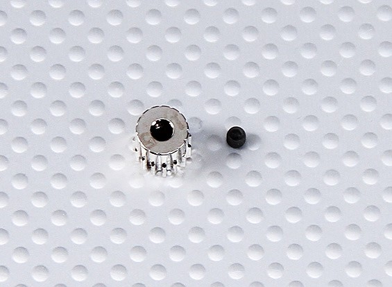 15T/3.175mm 48 Pitch Steel Pinion Gear