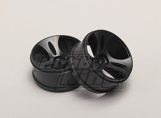 Wheels 7mm Hex (2pcs/bag) - 1/18 4WD RTR Racing Buggy