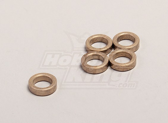 12*3.5*8mm Oilite Bushing (5pcs/bag) - 1/18 4WD RTR On-Road Drift/Short Course