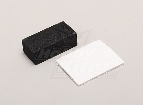 Battery Foam Block - 1/18 4WD RTR On-Road Drift/Short Course