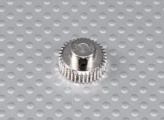 36T/3.175mm 64 Pitch Steel Pinion Gear
