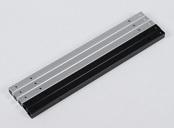Hobbyking X666 Aluminum Square Booms (5pcs/bag)