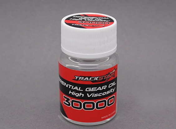 TrackStar Silicone Diff Oil (High Viscosity) 30000cSt (50ml)