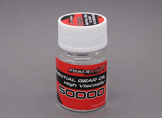 TrackStar Silicone Diff Oil (High Viscosity) 50000cSt (50ml)