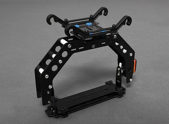 Camera Gimbal Tilt Mount for Bumblebee Quadcopter Frame
