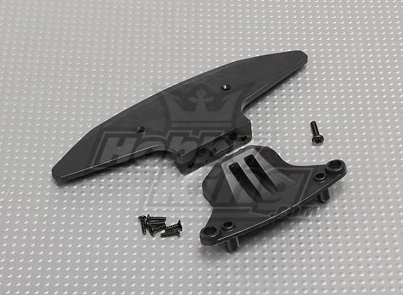 Front & Rear Bumper Set - A2028, A2029