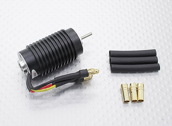 B20-40-15L-FIN Brushless Inrunner Motor 3830kv